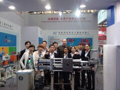 CHINAPLAS 2014 Anji Booth NO.: W2M11