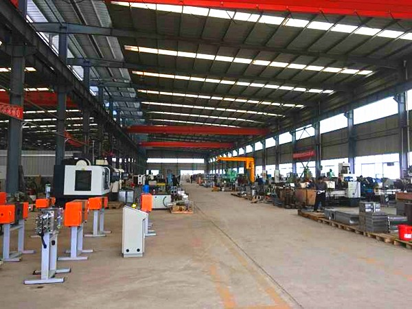 FACTORY AND EQUIPMENT